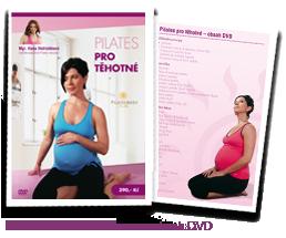 DVD Pilates pro těhotné